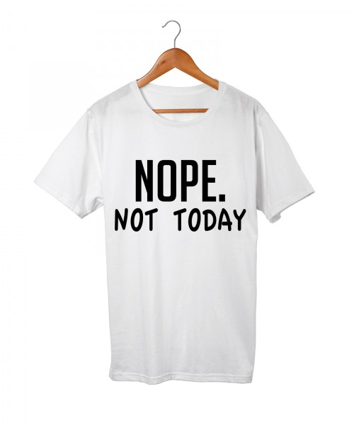 Not today t shirt t shirt printing london cheap same day east not today t shirt t shirt printing london cheap same day east central south east london tees4u reheart Image collections